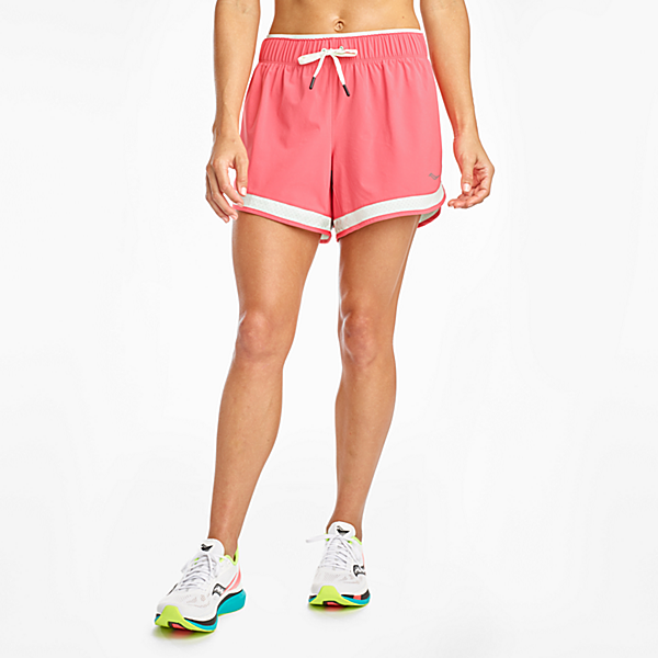 """Outpace 5"""" Short, Calypso Coral, dynamic"""