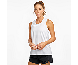 Rerun Tank, White, dynamic