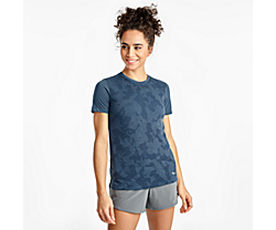 Ramble Short Sleeve, Ensign Blue, dynamic