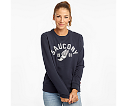 Logowear Sweatshirt, Dark Navy, dynamic