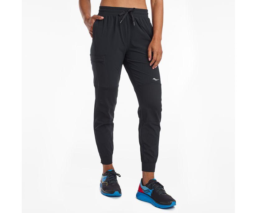 Summit Jogger Pant, Black, dynamic
