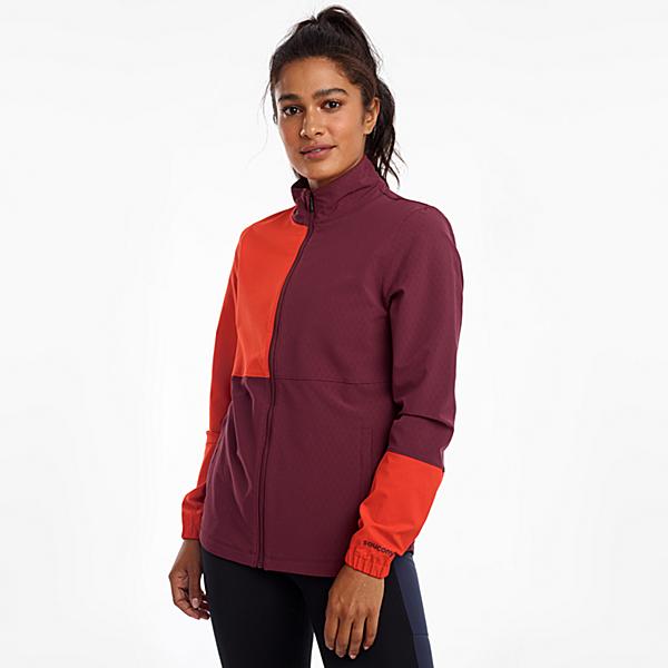 Bluster Jacket, Zinfandel, dynamic