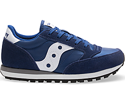 Jazz Original Sneaker, Cobalt, dynamic