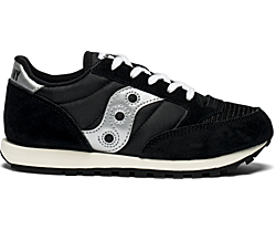 Jazz Original Vintage Sneaker, Black, dynamic