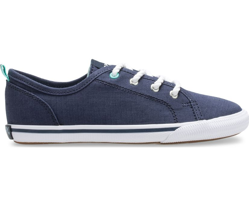 Lounge LTT Sneaker, Navy, dynamic