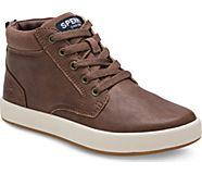 Cruise Mid Sneaker, Brown, dynamic