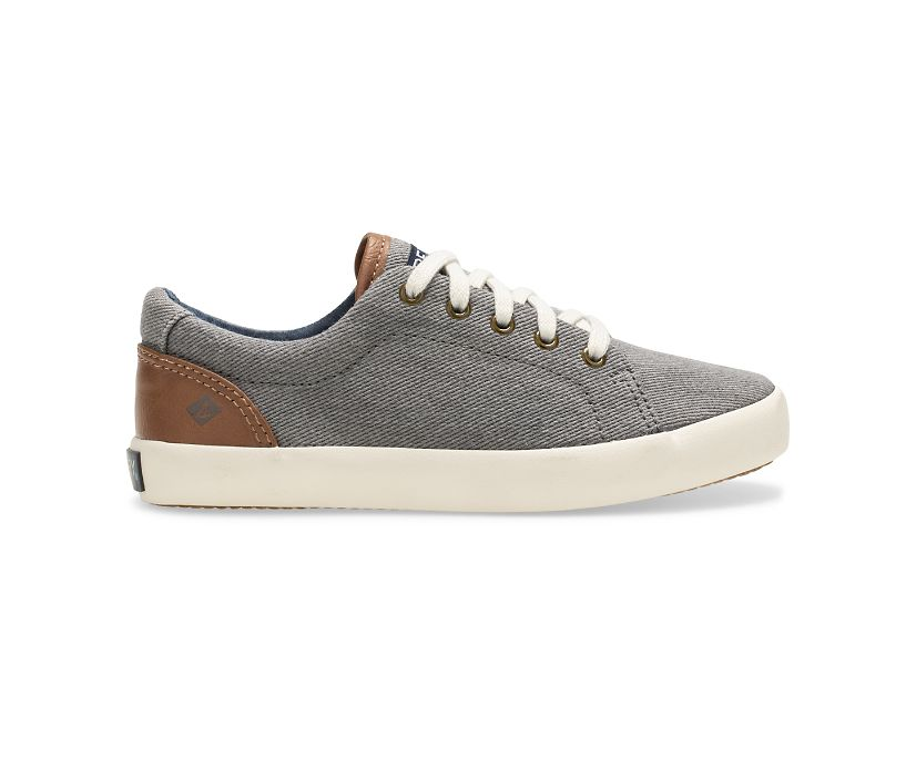 Tuck LTT Sneaker, Grey/Tan, dynamic