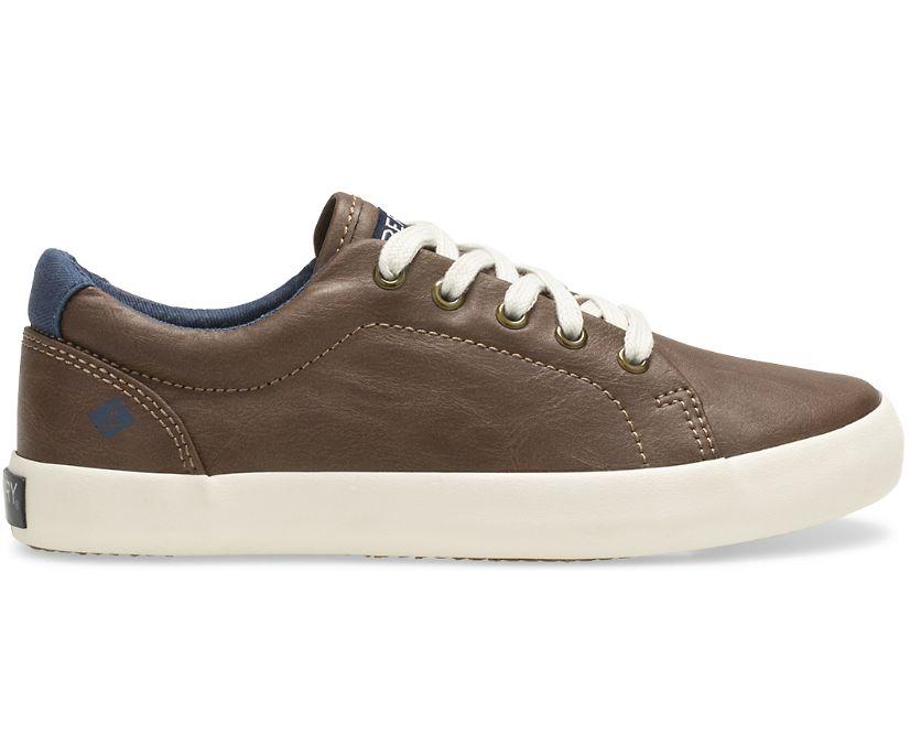 Tuck LTT Sneaker, Dark Tan, dynamic