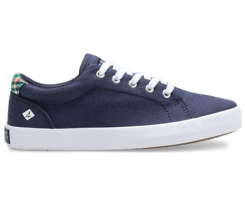 Tuck LTT Sneaker, Navy, dynamic