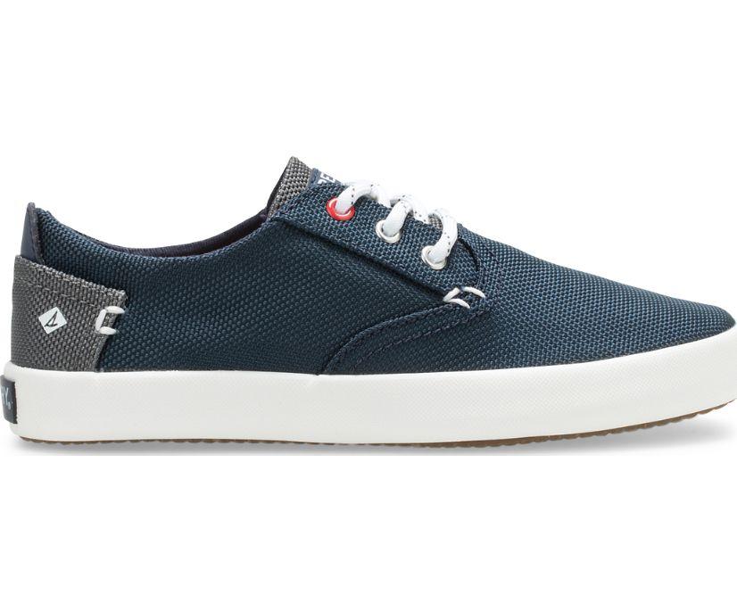 Bodie Washable Sneaker, Blue, dynamic