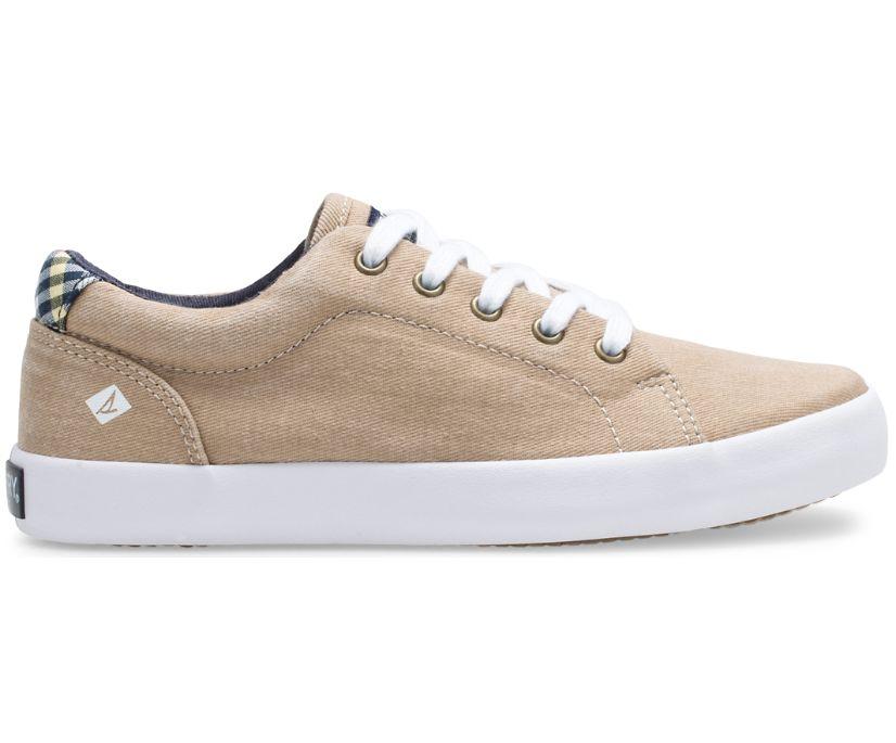Tuck LTT Sneaker, Khaki, dynamic