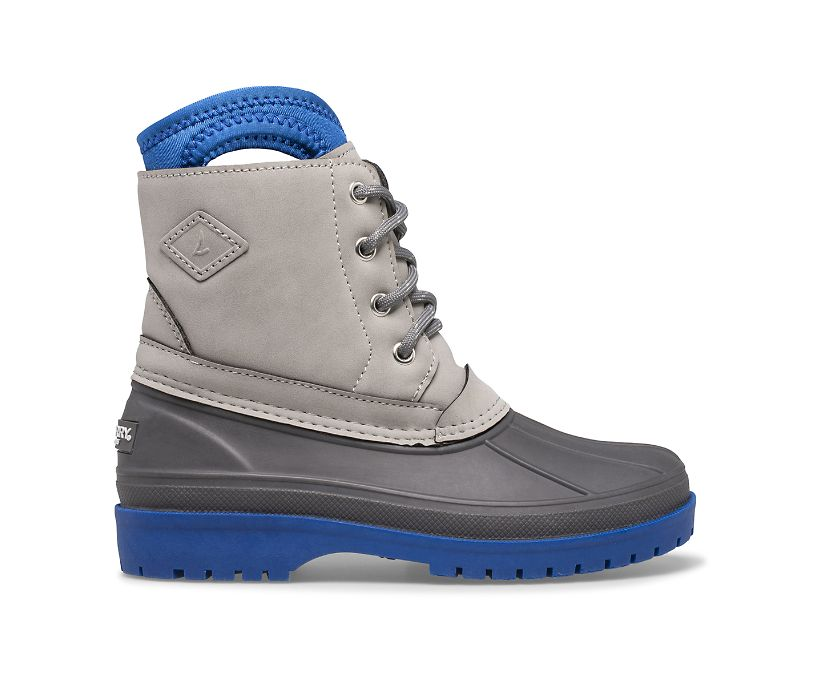 Harbor Boot, Grey/Blue, dynamic