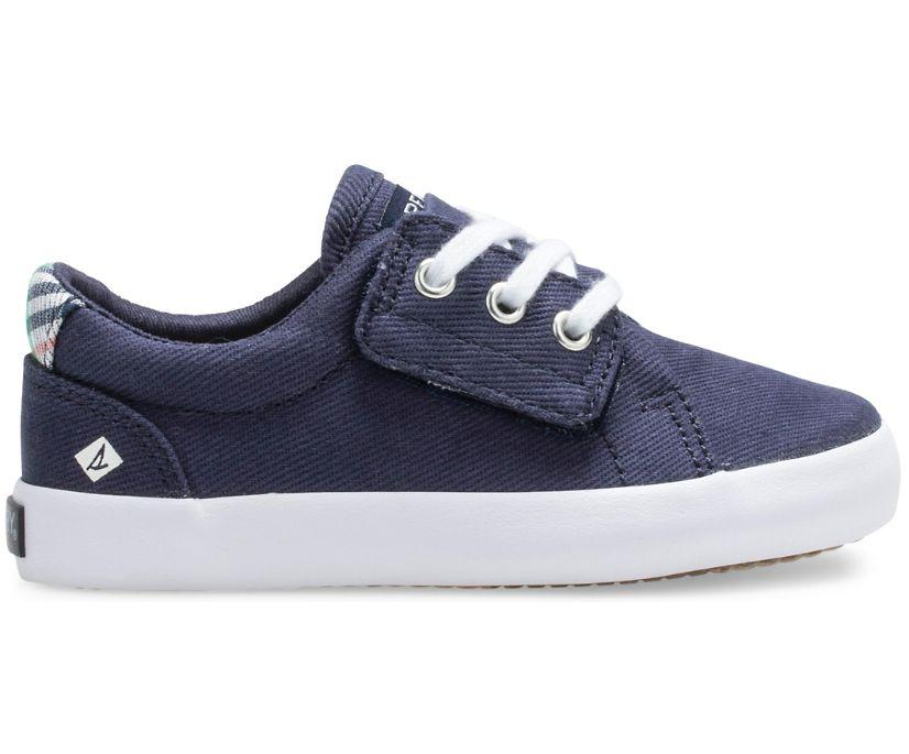 Tuck LTT Junior Sneaker, Navy, dynamic
