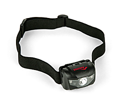 Saucony Adjustable Headlamp, Black, dynamic