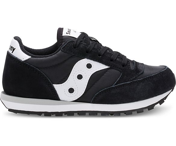Jazz Original Sneaker, Black, dynamic