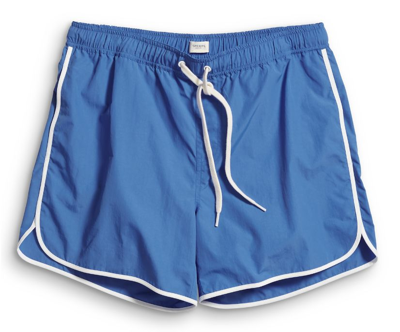 Volley Short, Royal Blue, dynamic