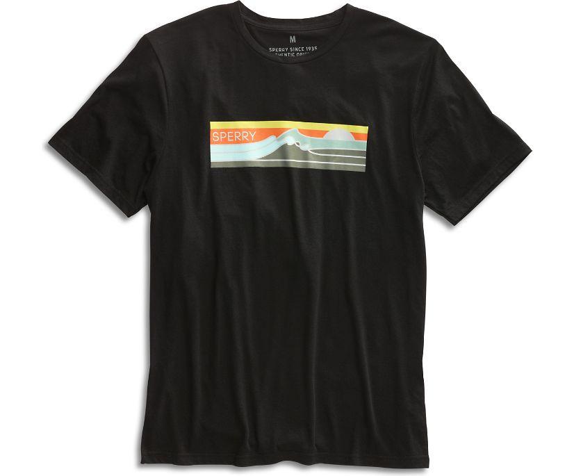 Zephyr T-Shirt, Black, dynamic