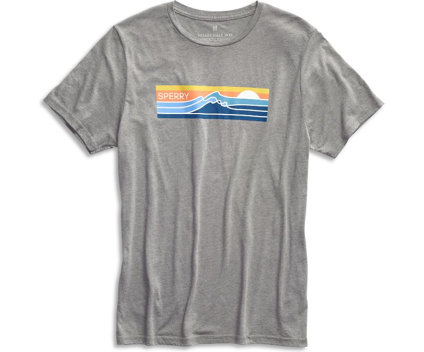 Zephyr T-Shirt, Grey, dynamic