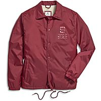 Deals on Sperry Mens Coach Jacket