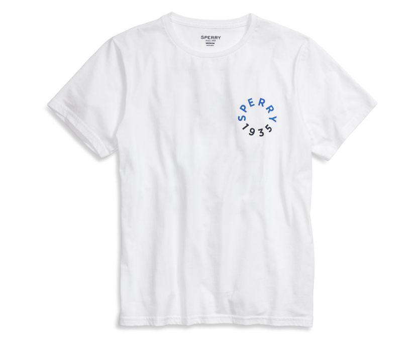 Signal Flags T-Shirt, White, dynamic