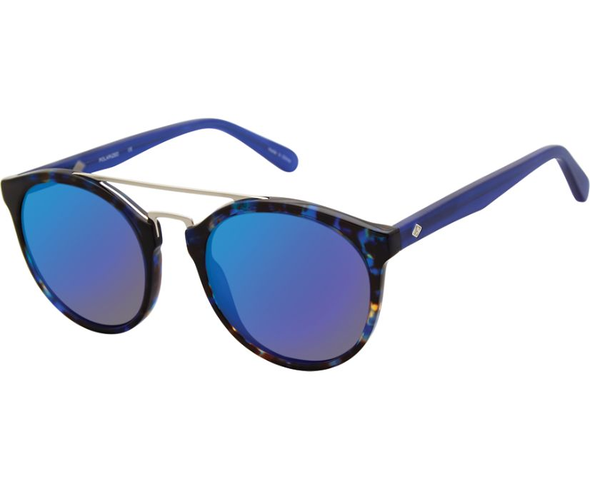 Santa Cruz Sunglasses, Navy Tortoise, dynamic