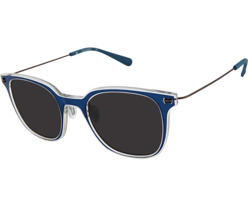 Seatons Sunglasses, Navy / Crystal, dynamic