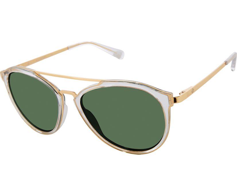 Striper Sunglasses, Crystal, dynamic