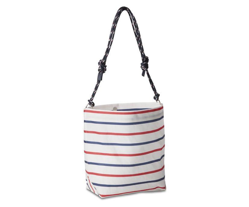 Sea Bags Slipknot Caryall, Red/Blue, dynamic