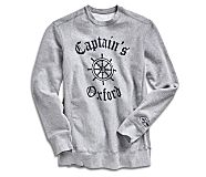Made in USA Cloud Cotton Crew, Grey, dynamic