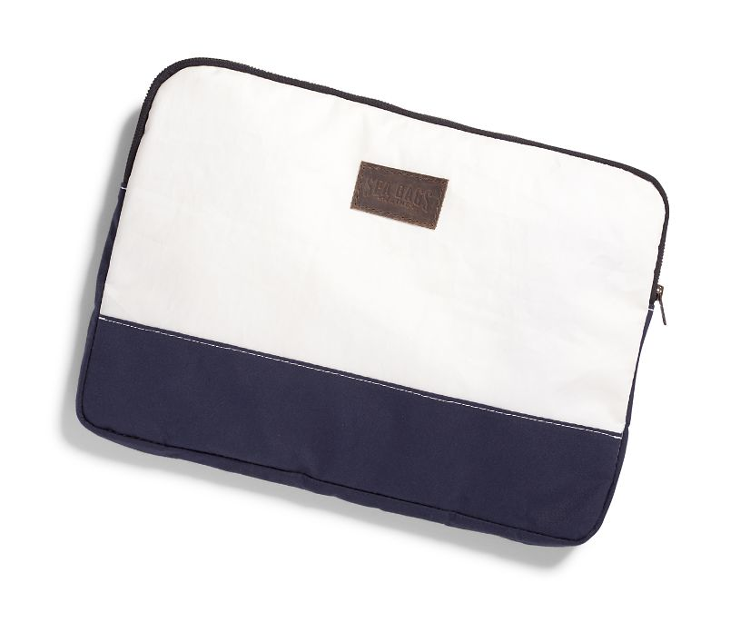 Sea Bags Laptop Bag, Grey/White, dynamic