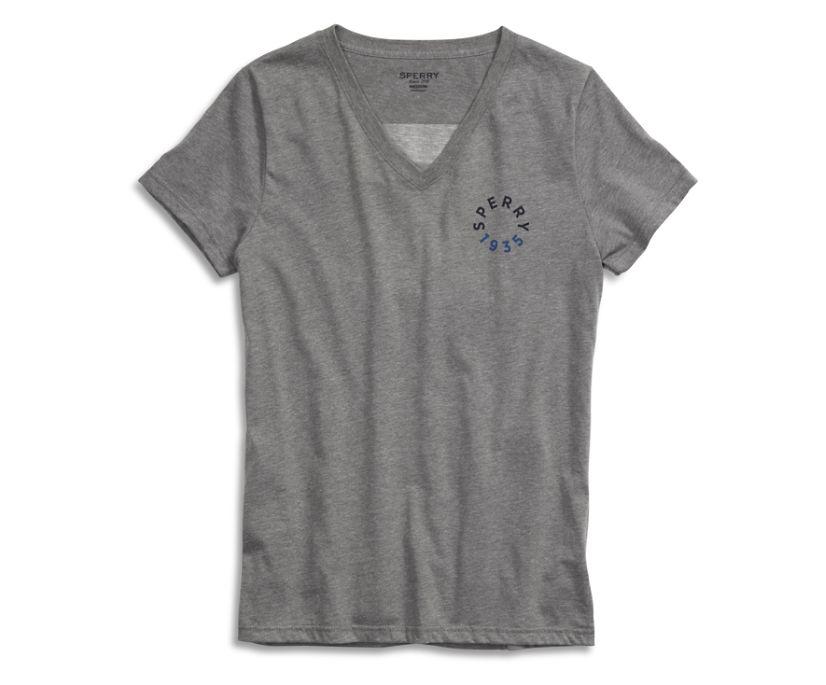 Signal Flag T-Shirt, Grey, dynamic