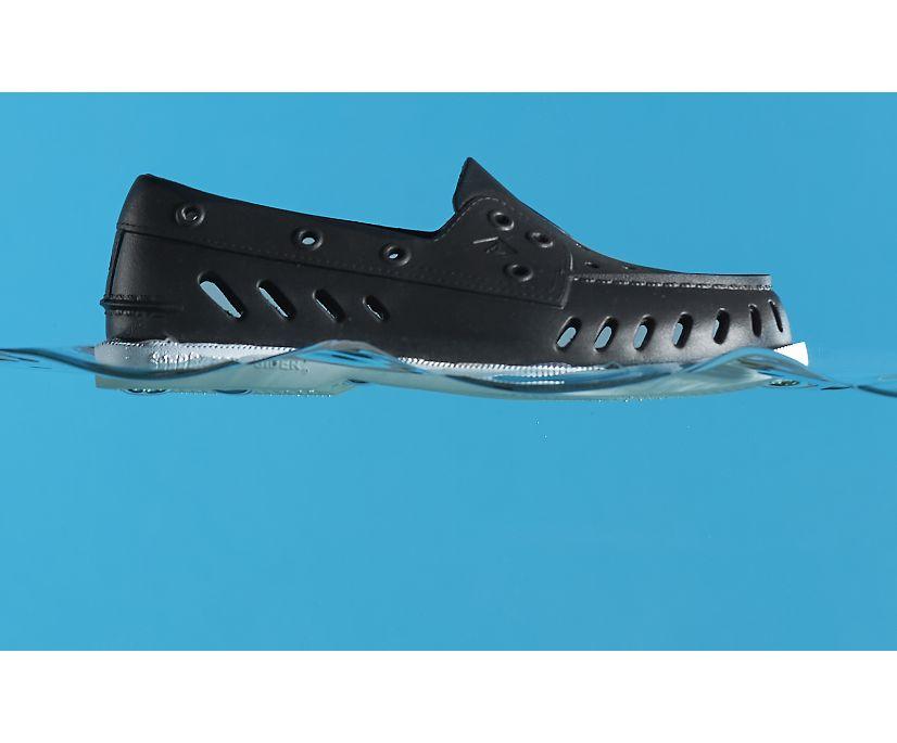 Authentic Original Float Boat Shoe, Black, dynamic