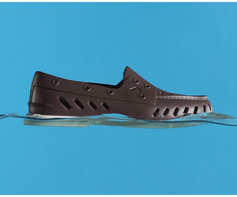 Authentic Original Float Boat Shoe, Brown, dynamic