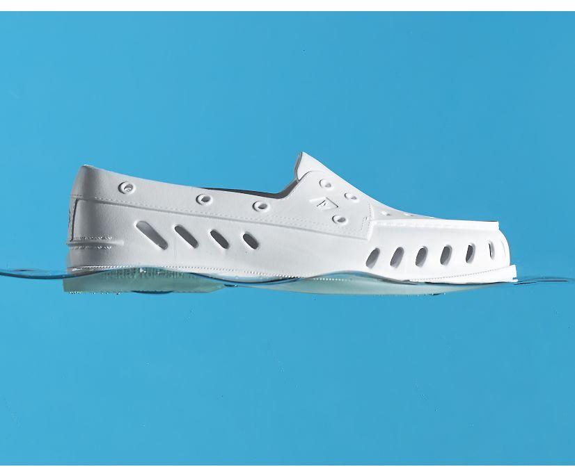 Authentic Original Float Boat Shoe, White, dynamic