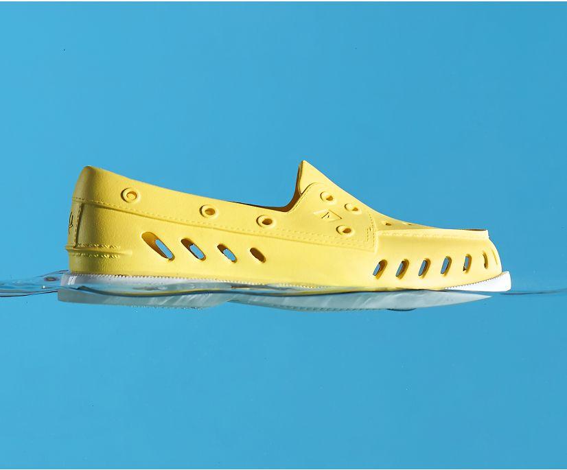 Authentic Original Float Boat Shoe, Yellow, dynamic