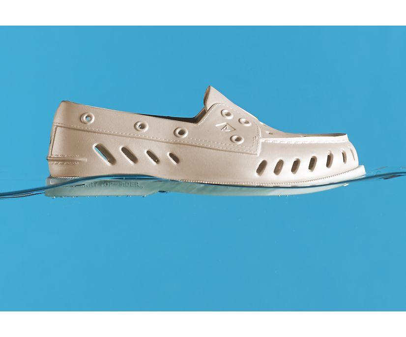 Authentic Original Float Boat Shoe, Champagne, dynamic