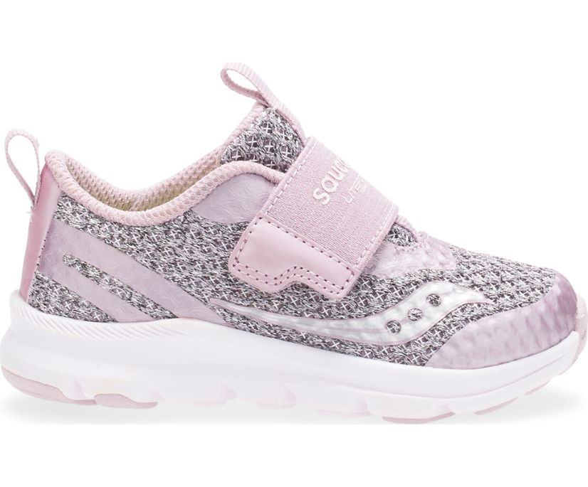Baby Liteform Sneaker, Blush, dynamic