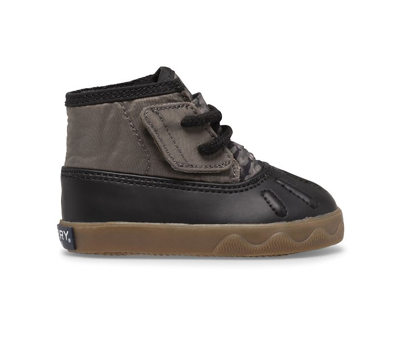 Icestorm Crib Boot, Black/Stone, dynamic