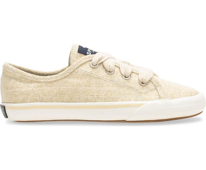 Lounge LTT Sneaker, Gold Sparkle, dynamic