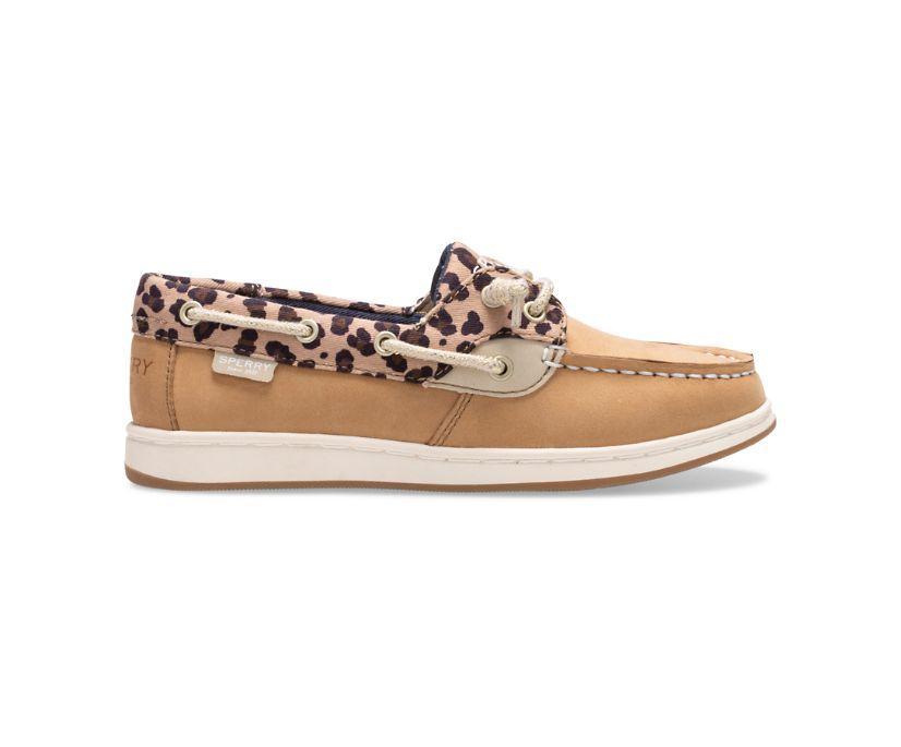 Coastfish Boat Shoe, Linen/Oat, dynamic