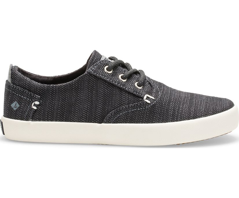 Bodie Sneaker, Gunmetal, dynamic