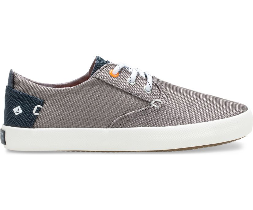 Bodie Washable Sneaker, Dark Grey/Navy, dynamic