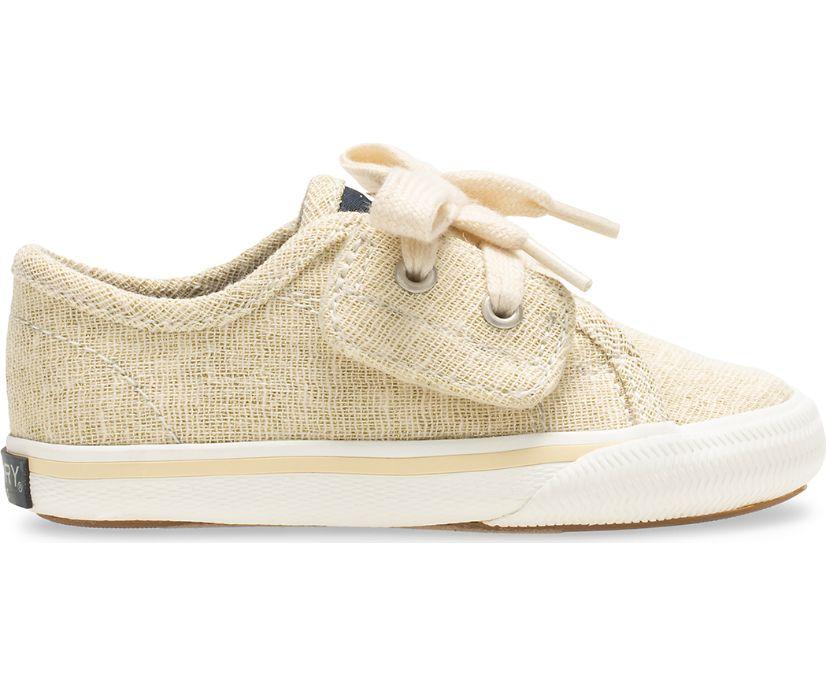 Lounge LTT Junior Sneaker, Gold Sparkle, dynamic