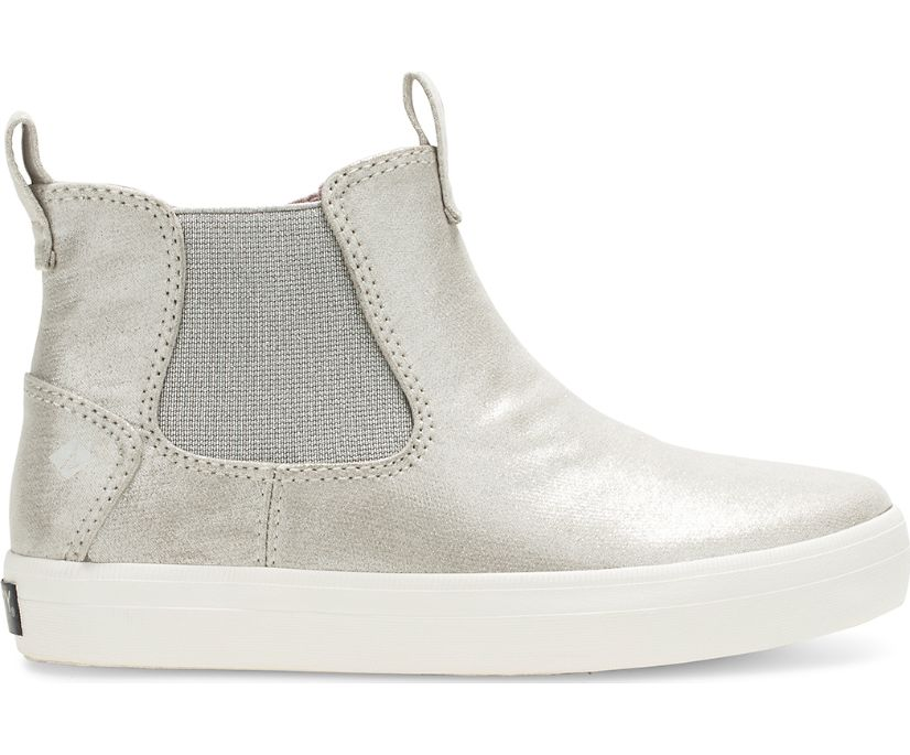 Crest Mid Sneaker, Champagne, dynamic