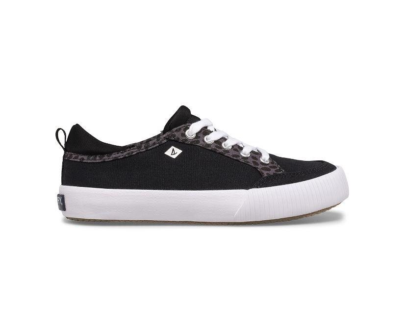 Covetide Washable Sneaker, Black/Animal, dynamic