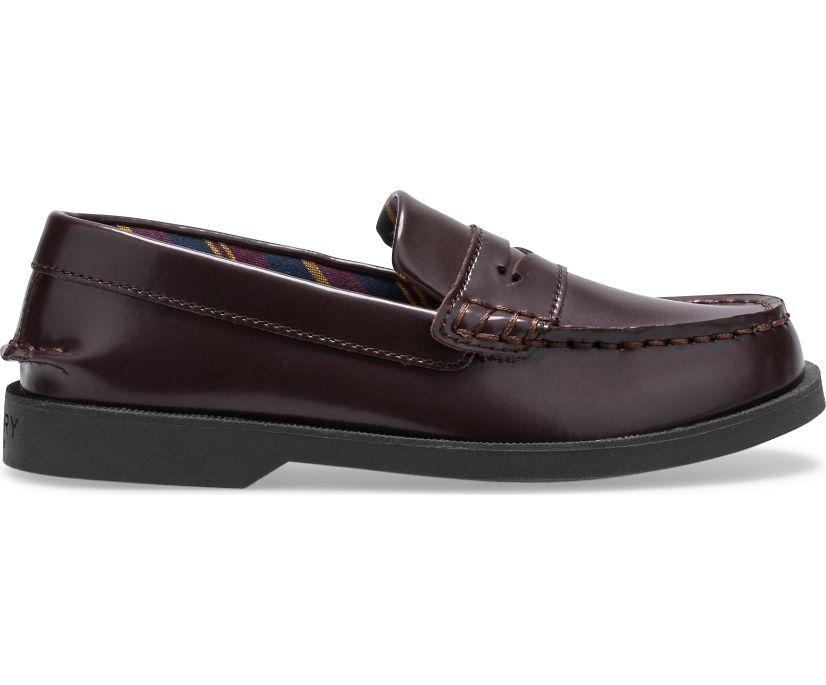 Colton PLUSHWAVE Dress Shoe, Burgundy, dynamic