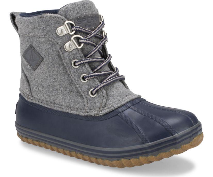 Bowline Boot, Grey/Navy, dynamic