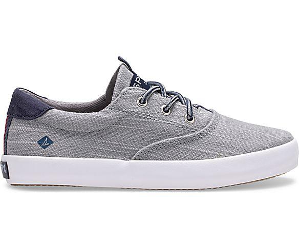 Spinnaker Washable Sneaker, Grey, dynamic