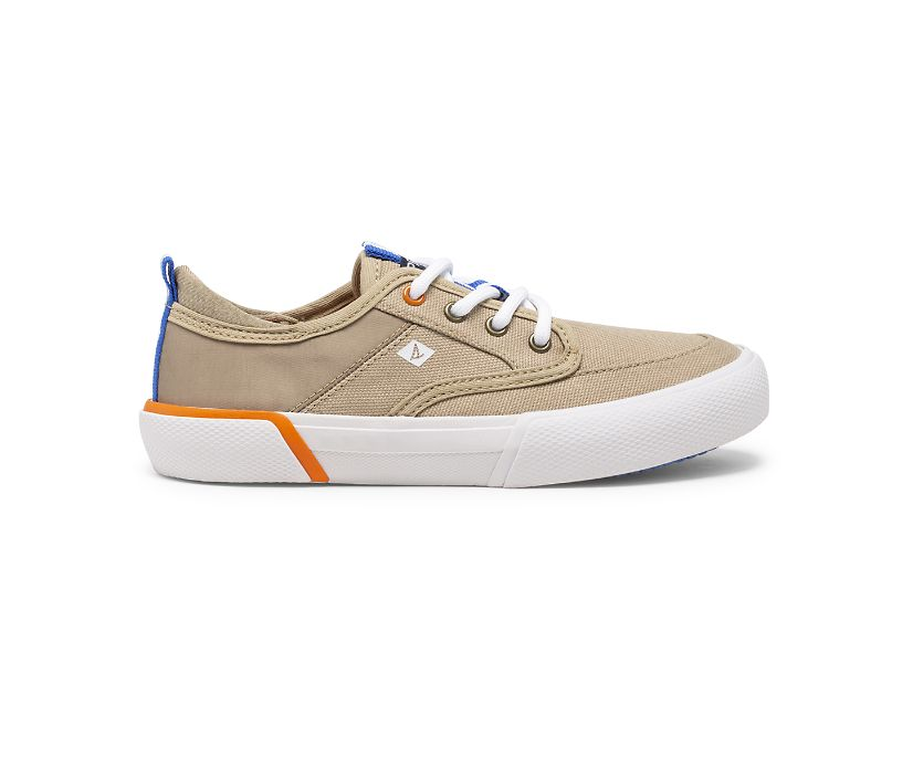 Soletide Sneaker, Khaki, dynamic
