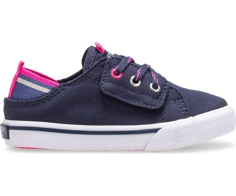 Hy-Port Sneaker, Navy, dynamic